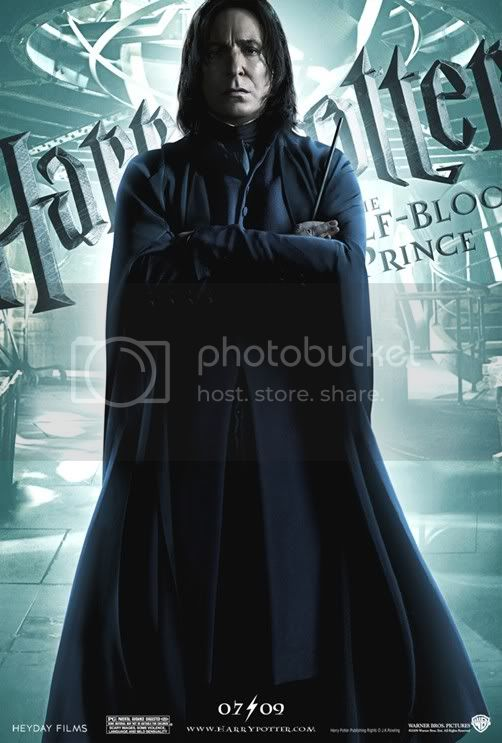 Snape- HBP