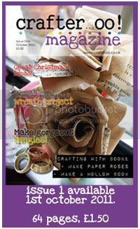Crafteroo Magazine - Projects, Interviews, Giveaways and More!